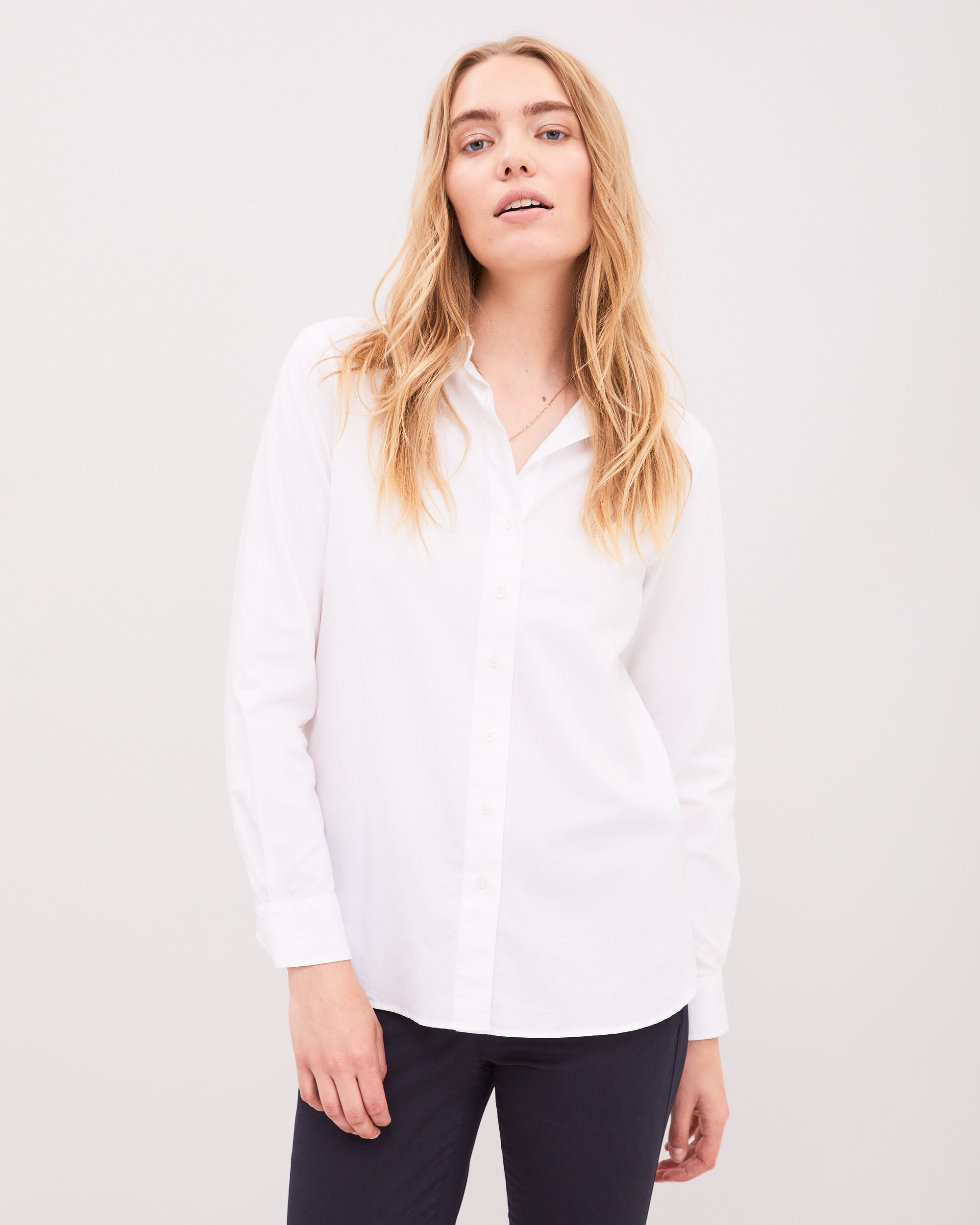 Elise Oxford Shirt