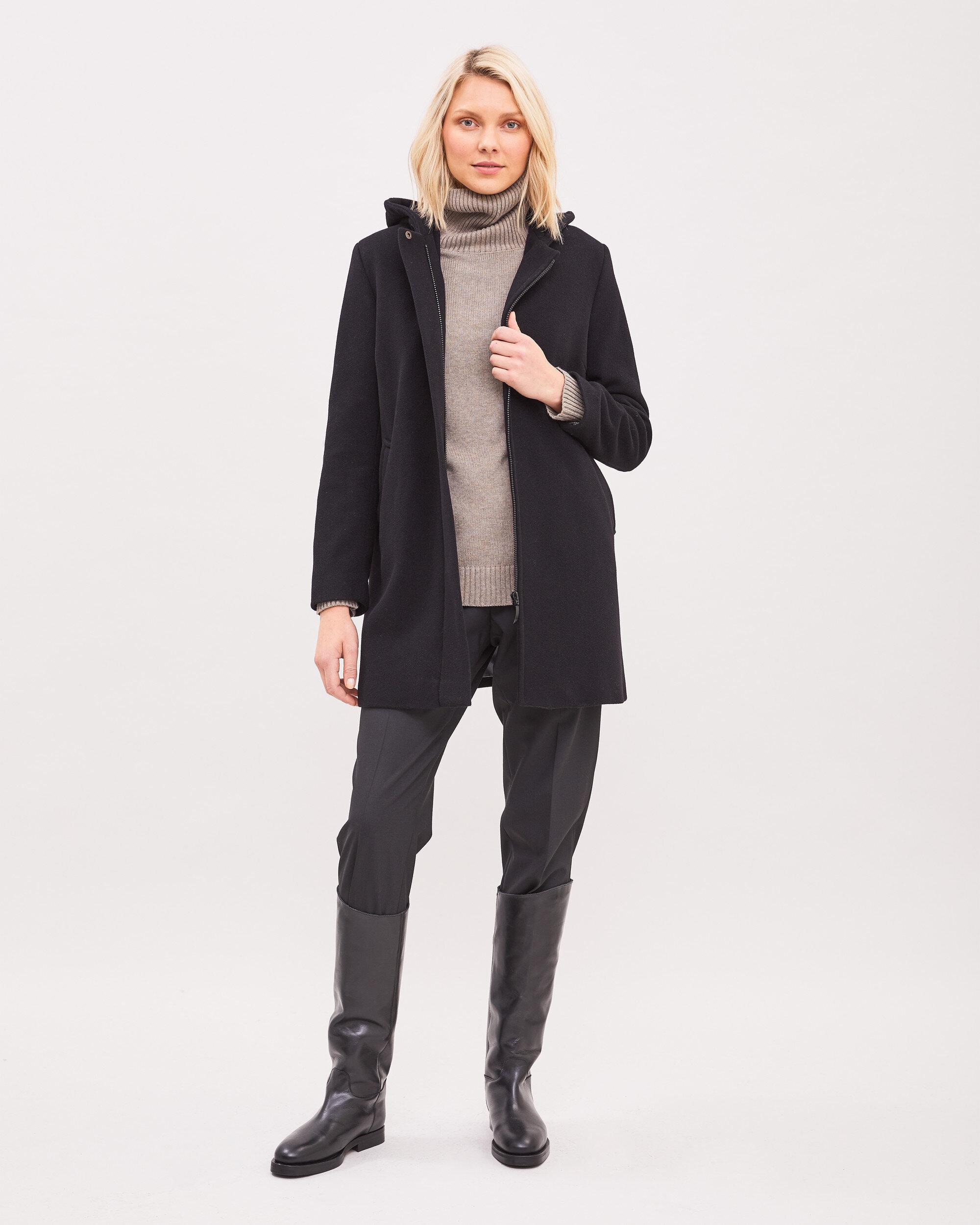 Hood Coat