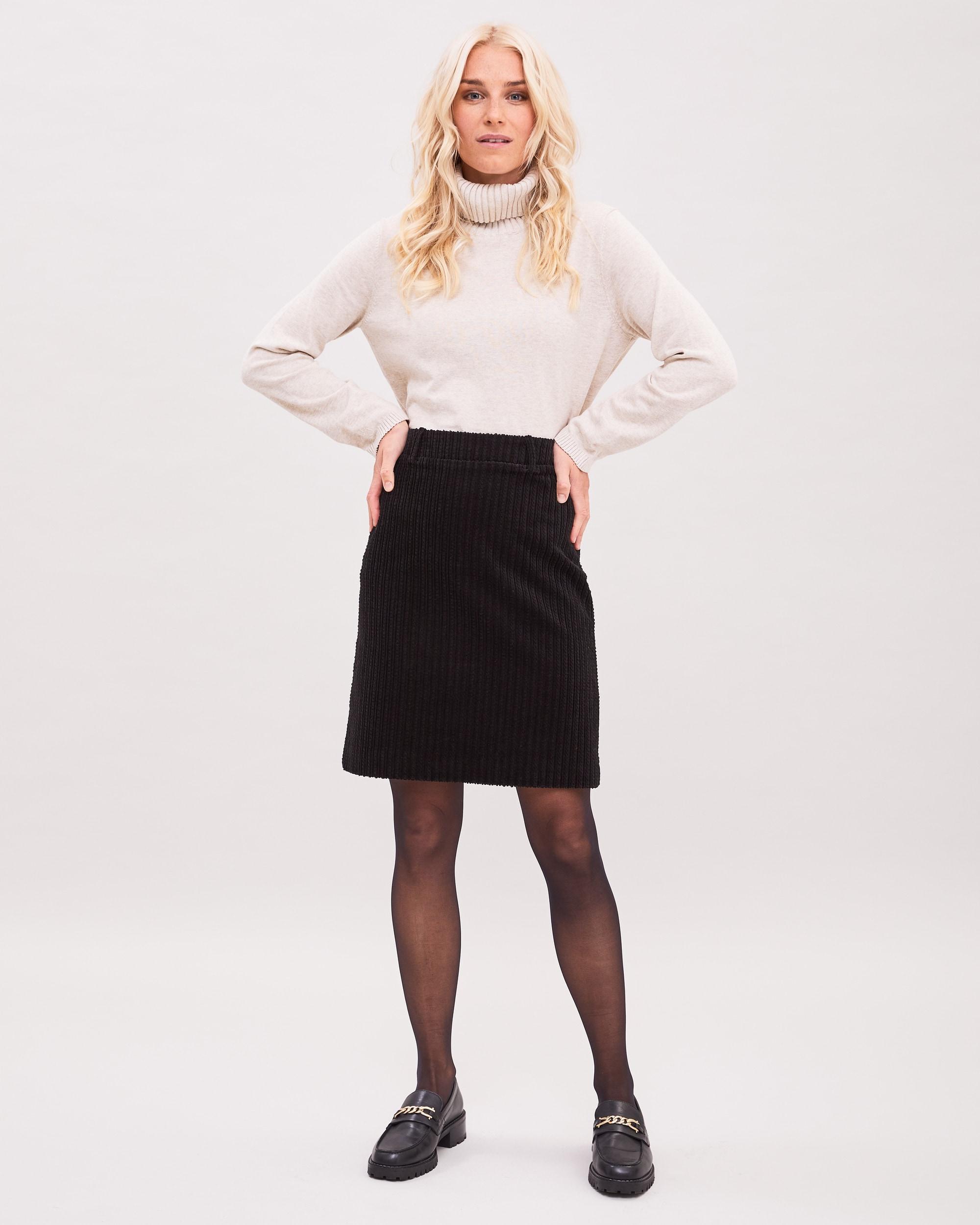 Angela Cord Skirt
