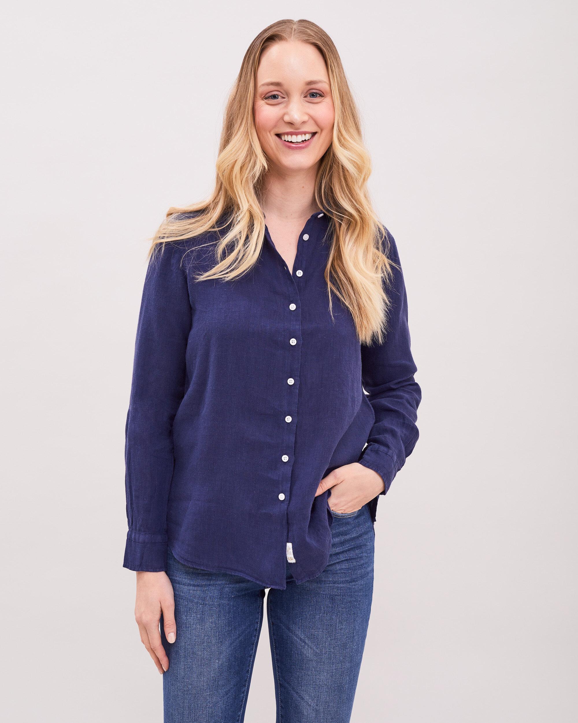 Elsa Linen Shirt