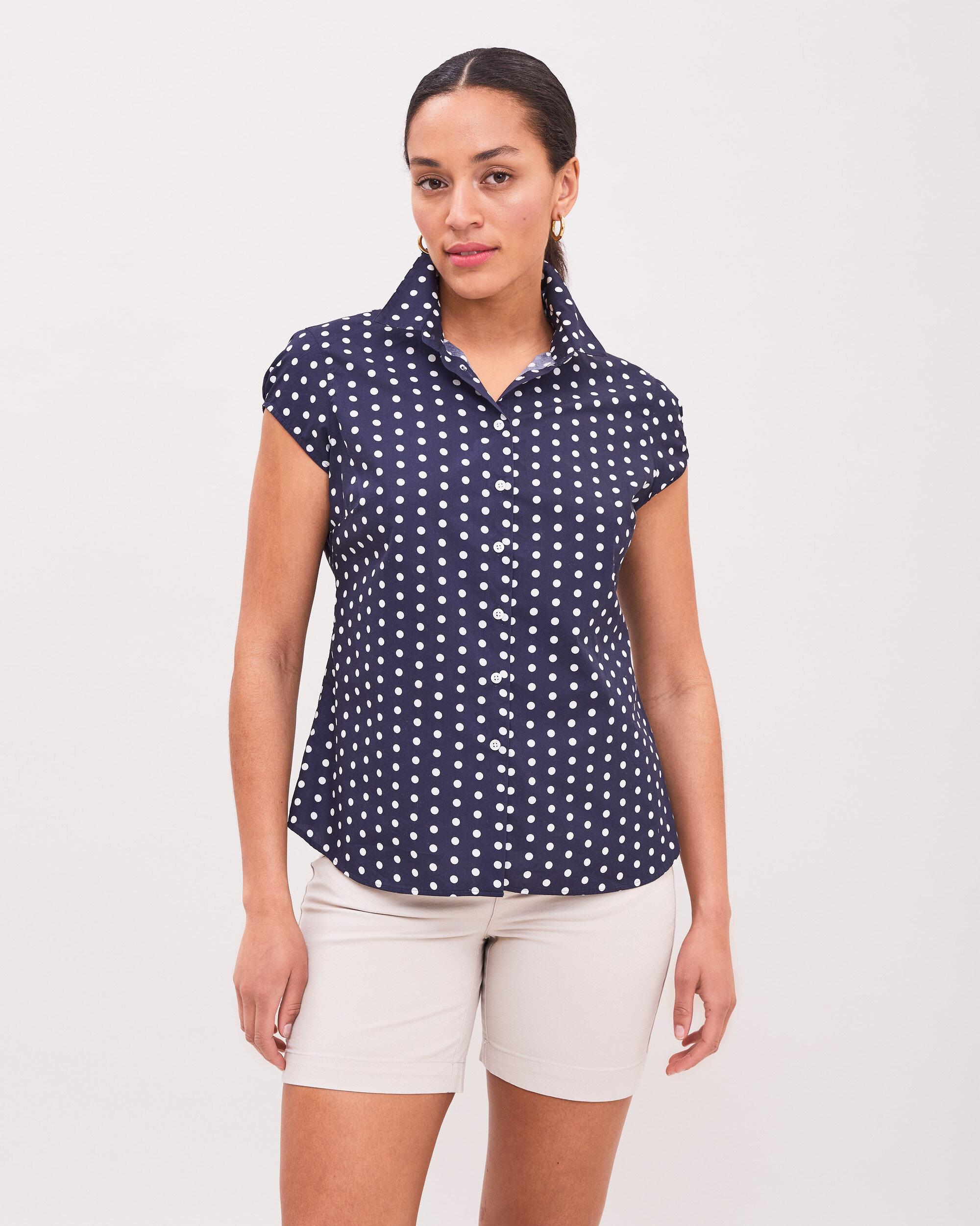 Sicily Dot Shirt