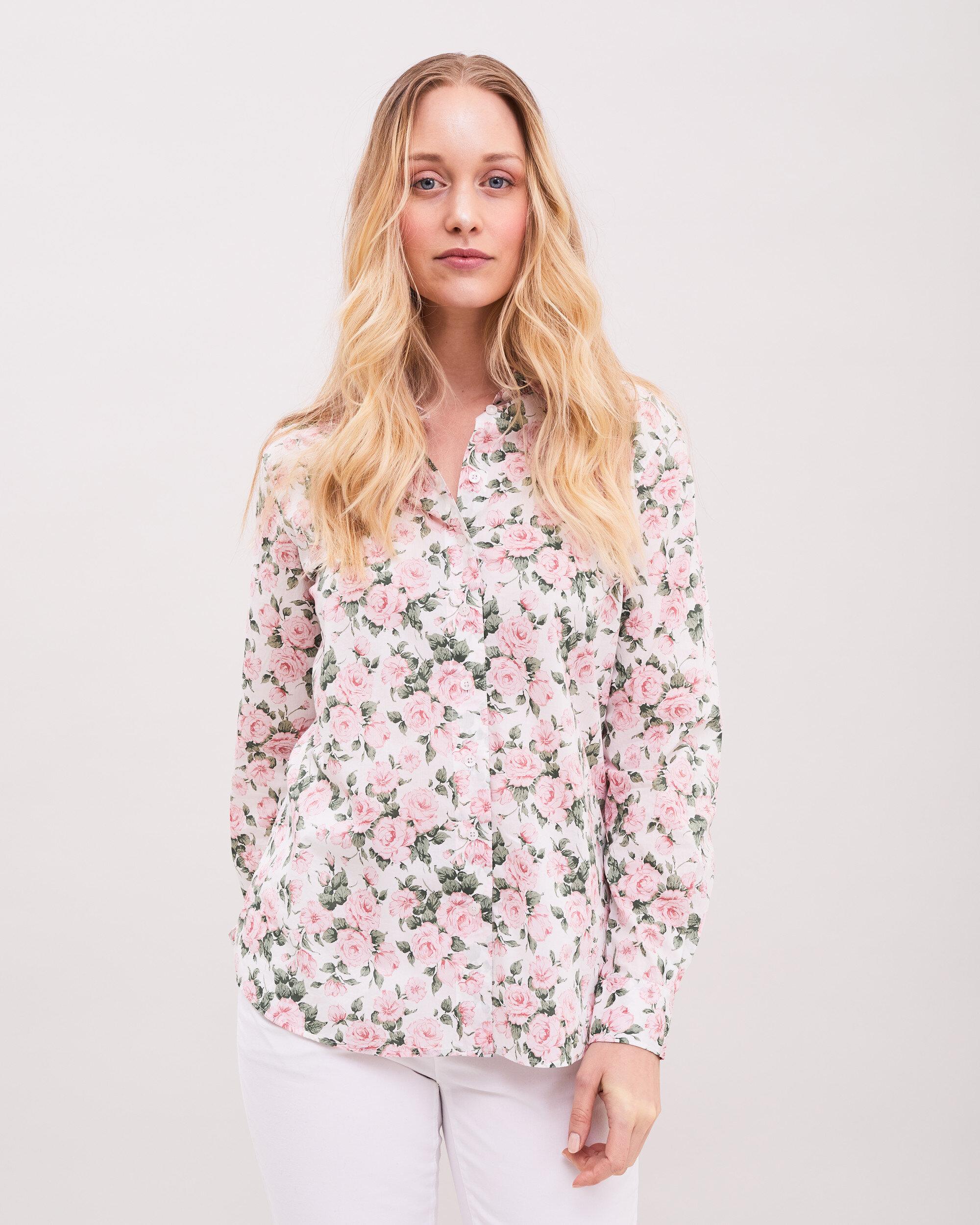 Carline Rose Shirt