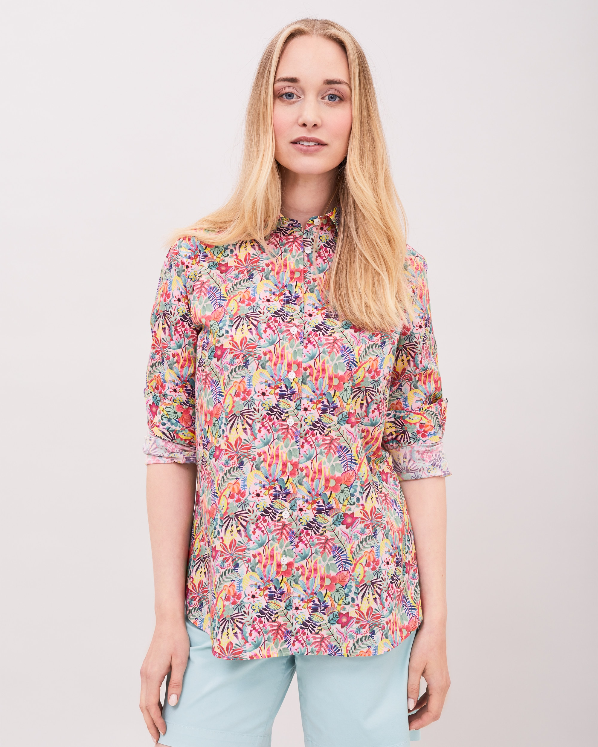 Elise Jungle Forest Shirt