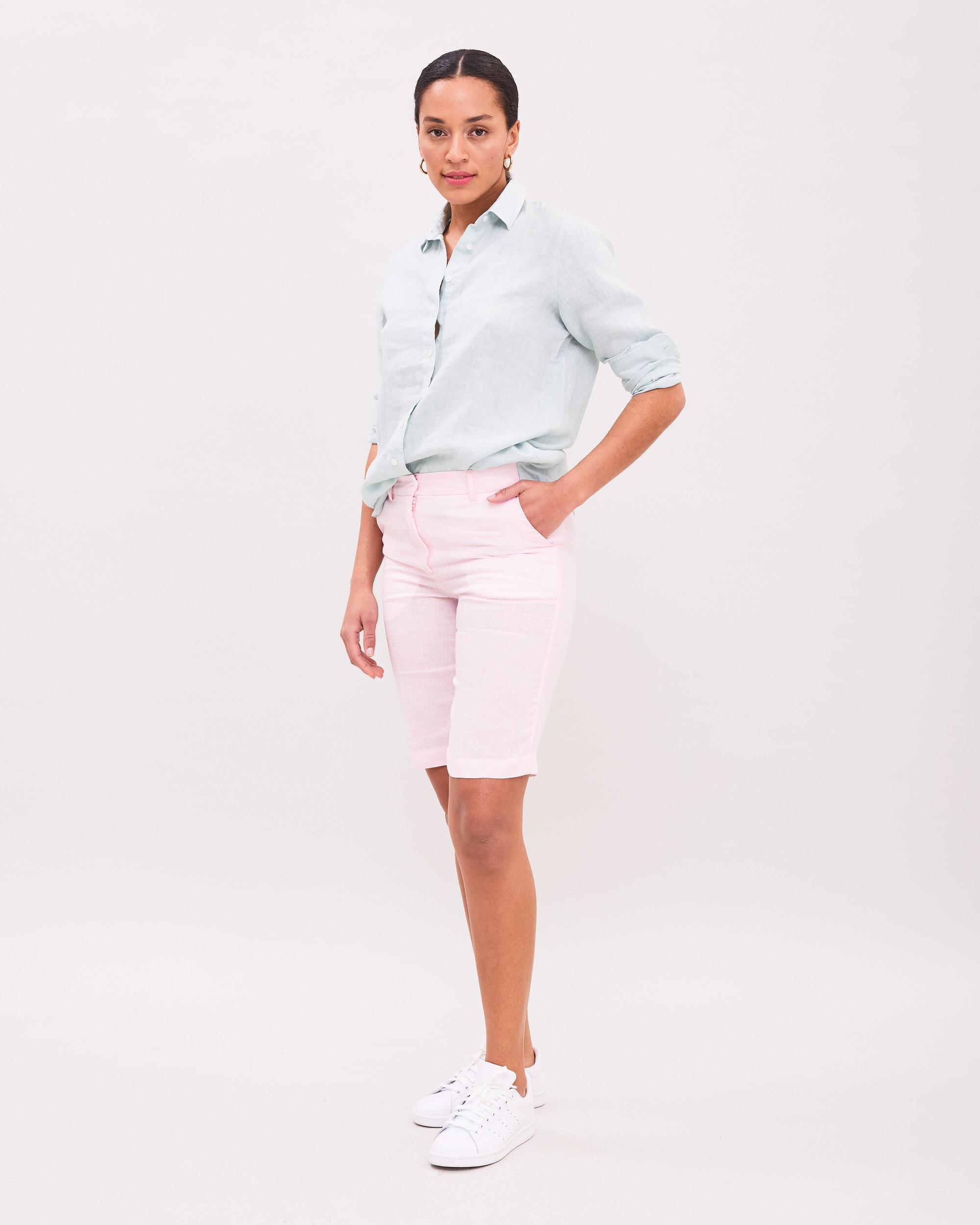 Linen City Shorts