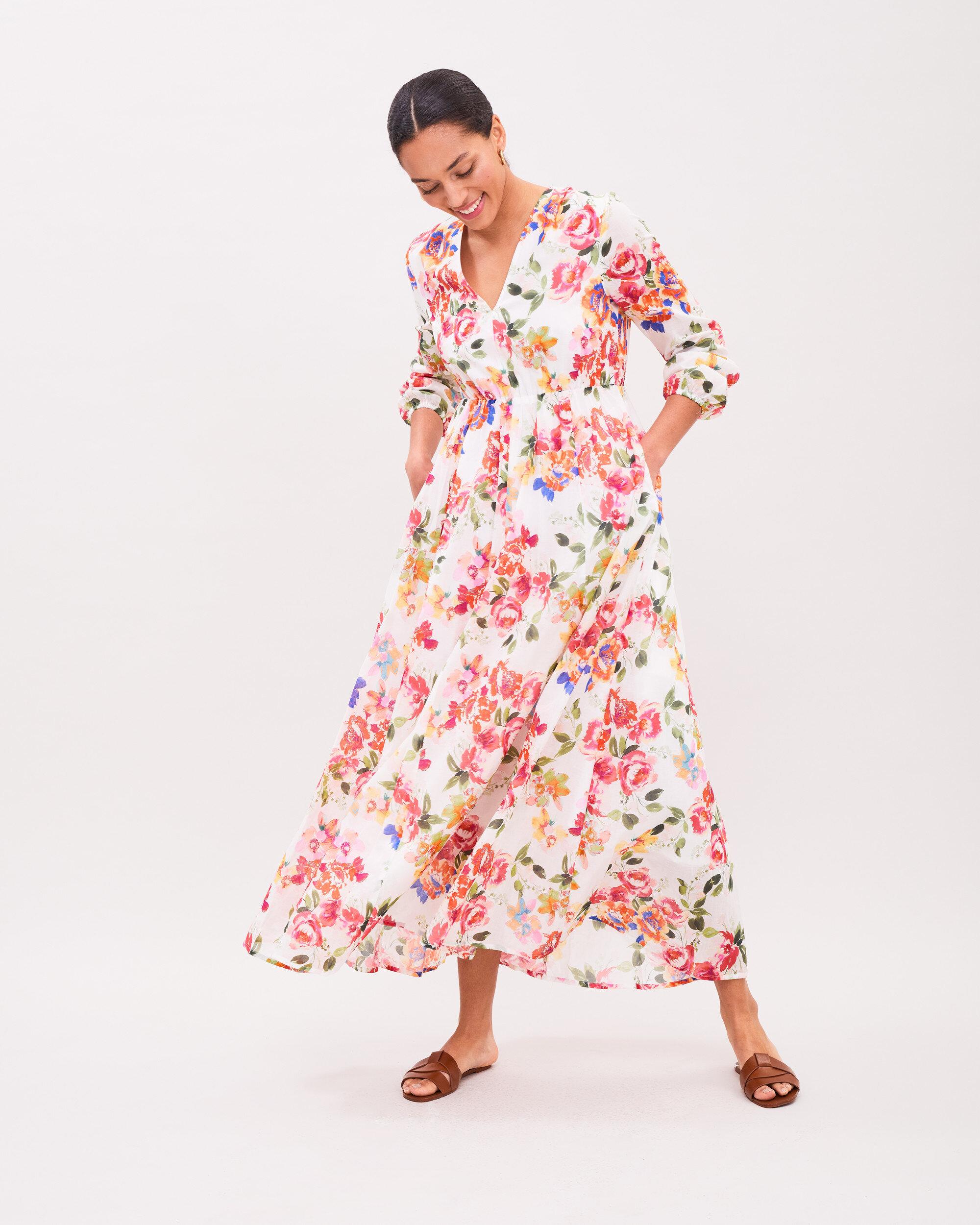 June Rose Dress