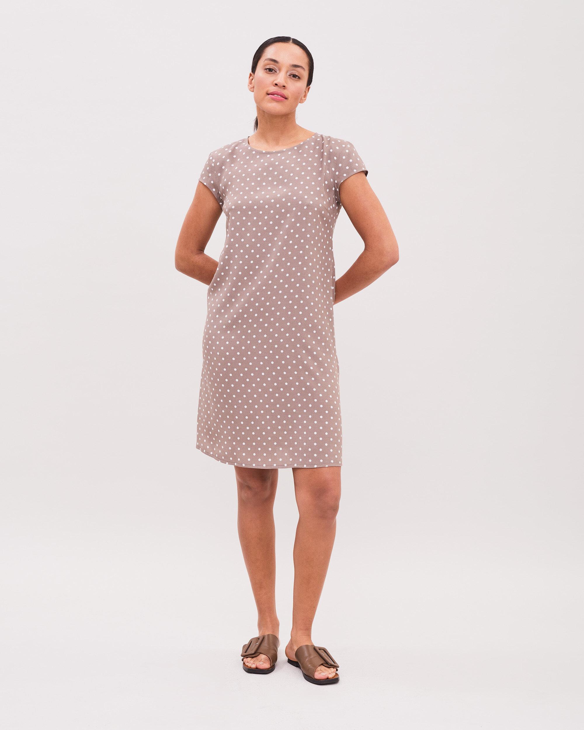 Julia Dot Dress