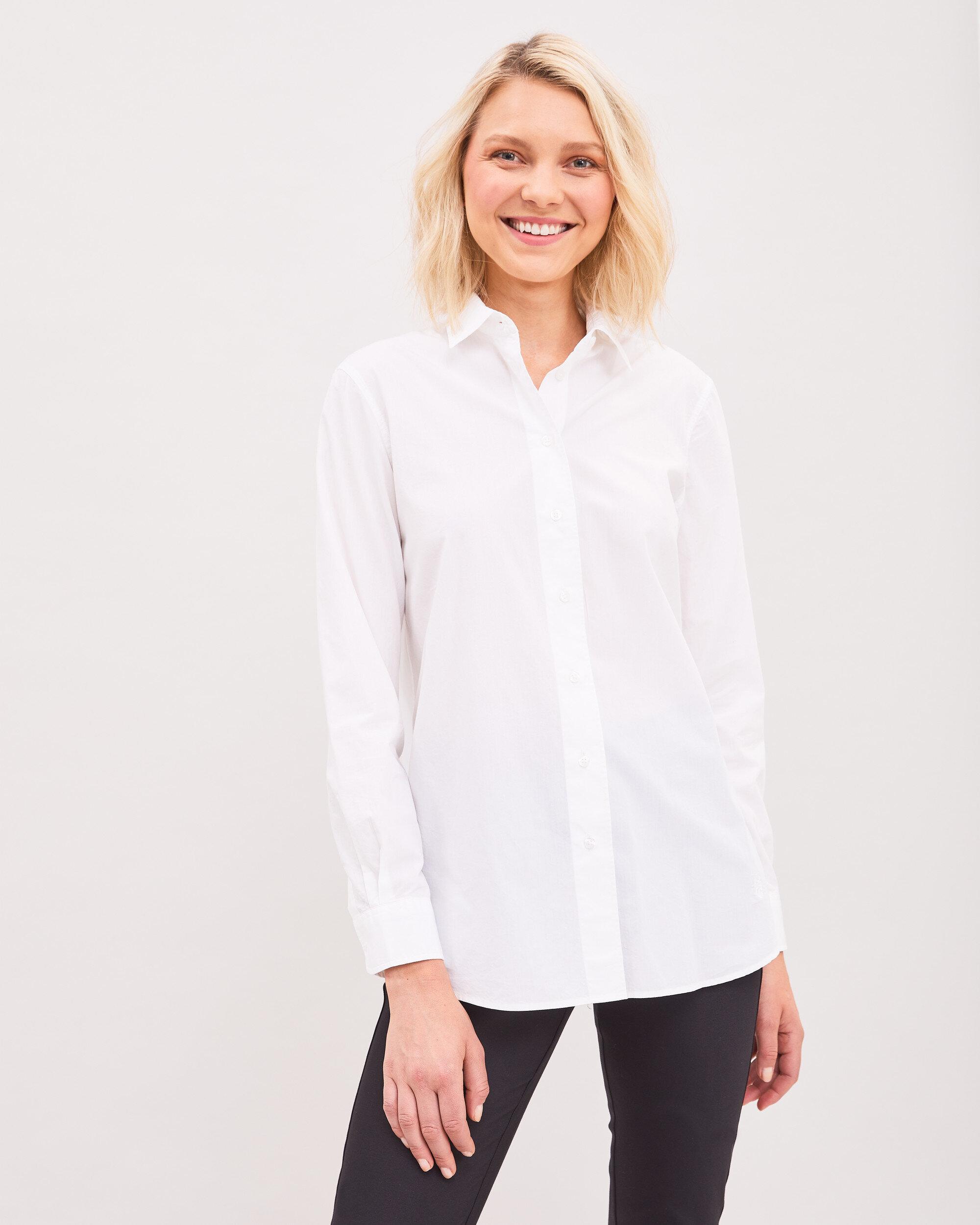 Elin Poplin Shirt
