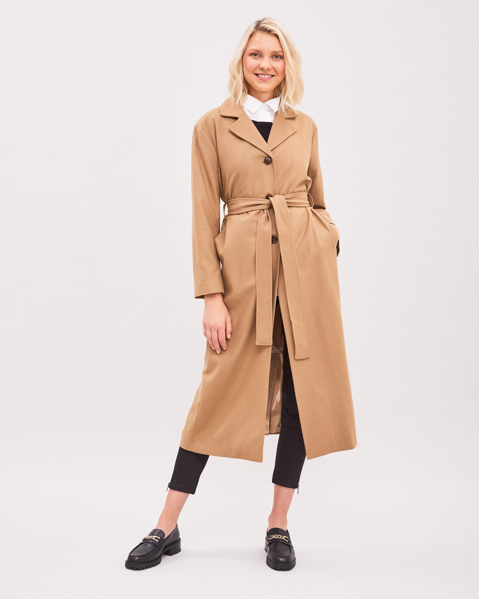 Emelie Soft Coat