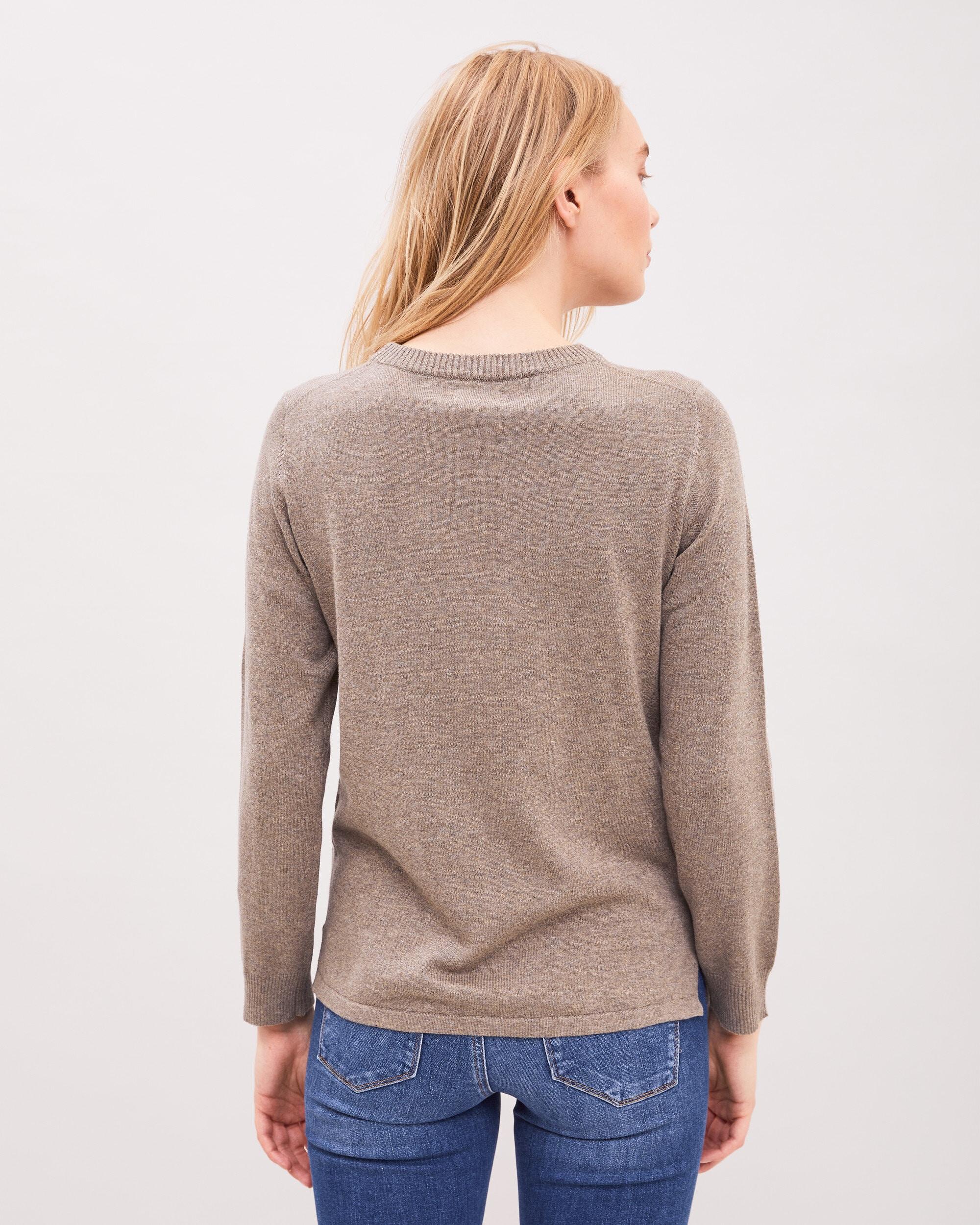 Anna Roundneck Sweater
