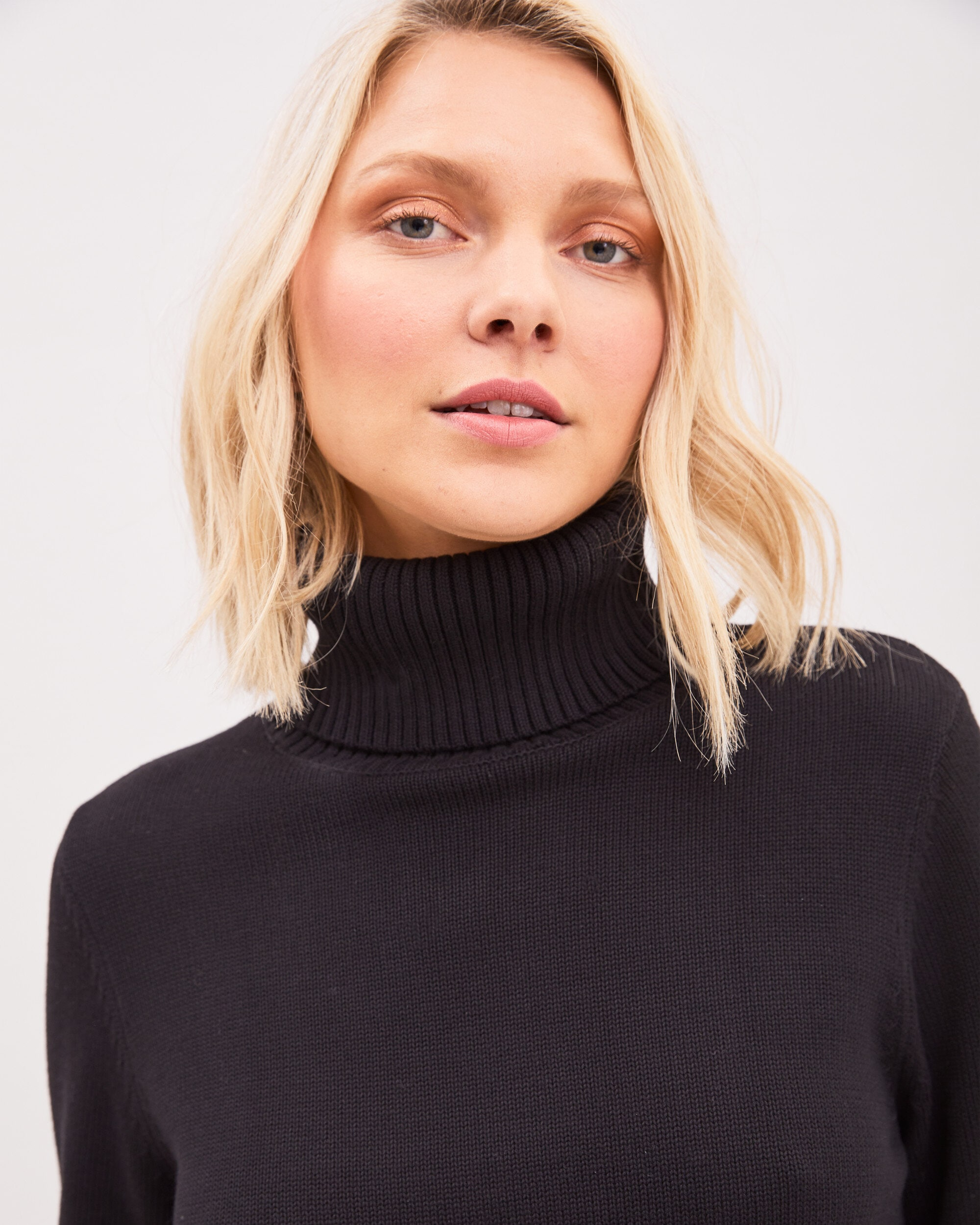 Caroline Turtleneck