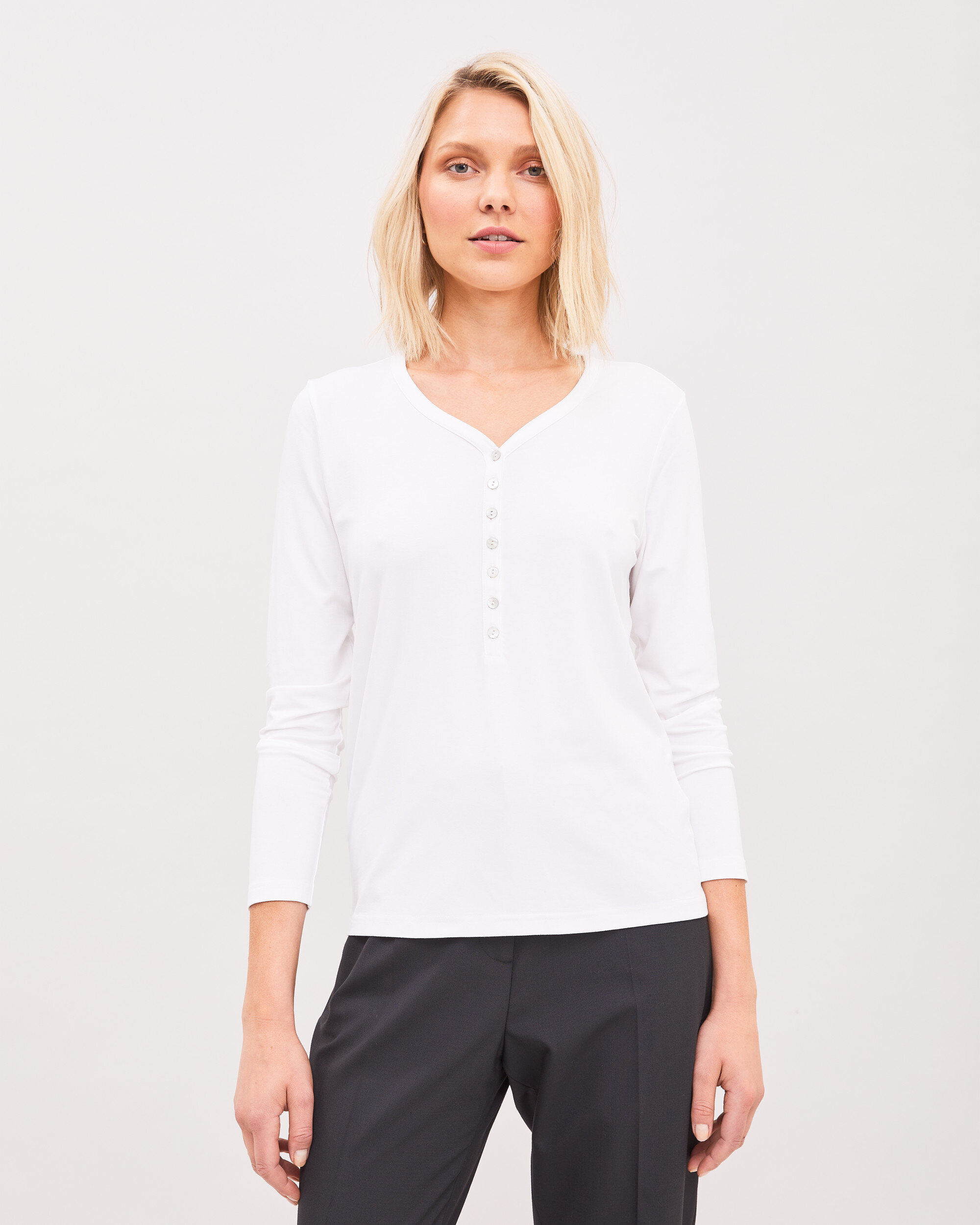 Thea Jersey Top